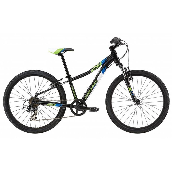 "2017 Cannondale Trail 24"" Black"