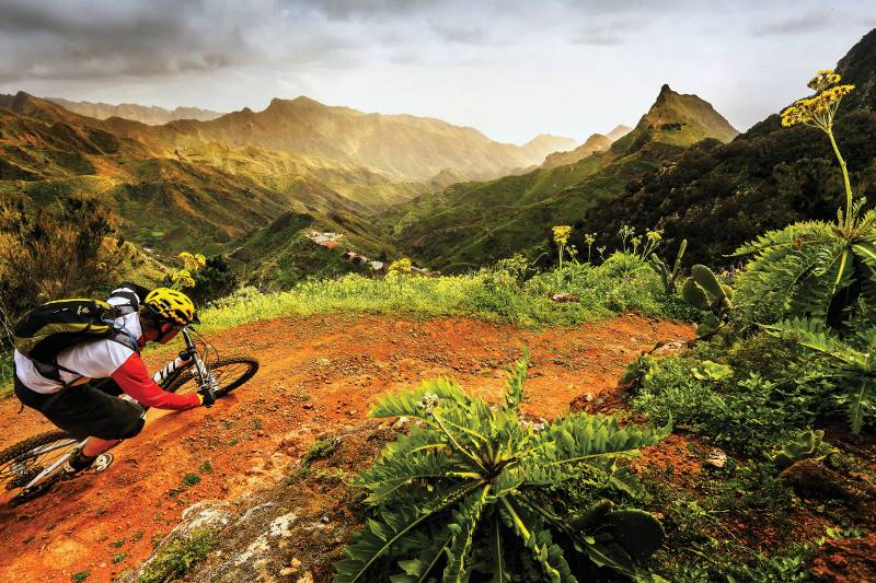 10 Commandments for Mountain Biking Greatness