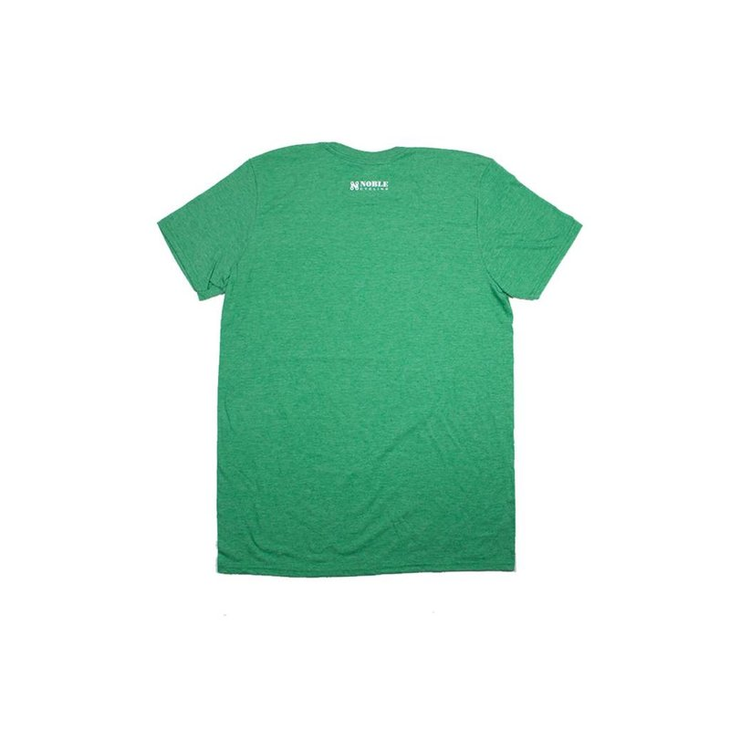 Noble Cycling Noble Cycling Mountain Bike Tee Green