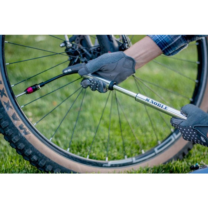 Noble Cycling Pro Mini Pump With Hose