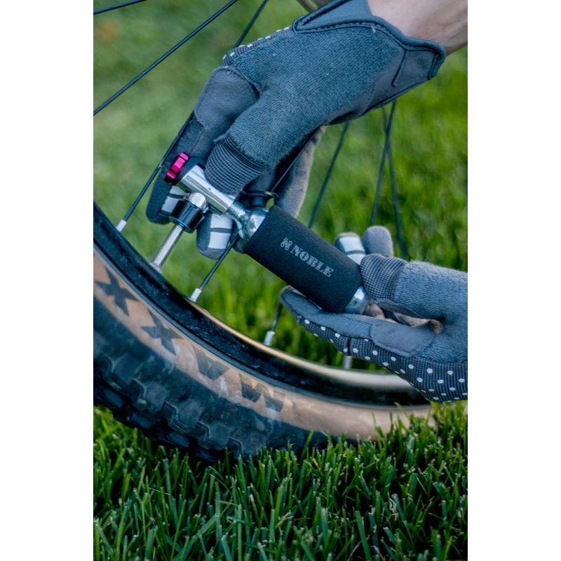 Noble Cycling Noble Cycling Pro Micro CO2 Inflator