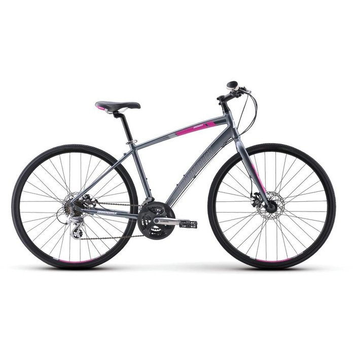 2016 Diamondback Women's Clarity 2 w/ Tannus Tires