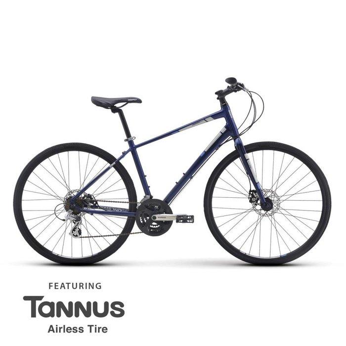 Diamondback Insight 2 w/ Tannus Flat Proof Tires