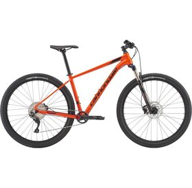 Cannondale 2018 Cannondale Trail 3 Acid Red