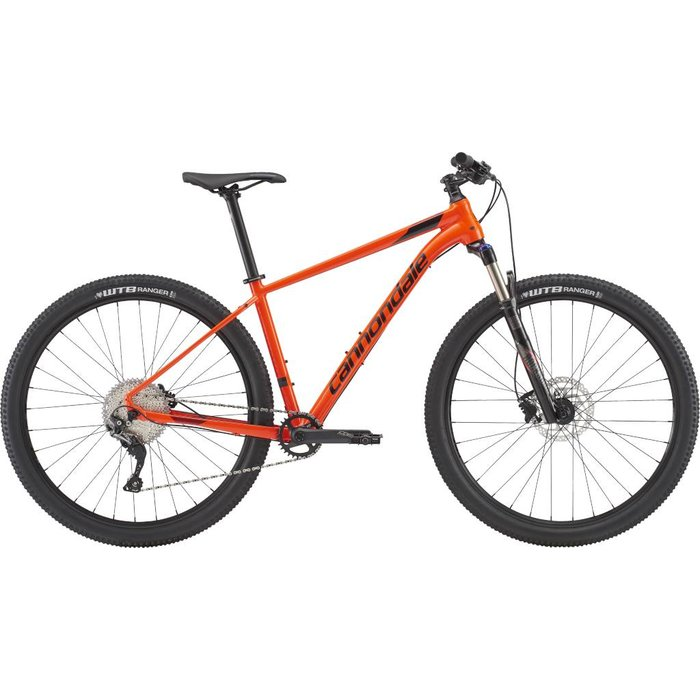 2018 Cannondale Trail 3 Acid Red