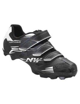 Northwave Northwave, Katana 3V Wmn, MTB Shoes, Black/White, 40