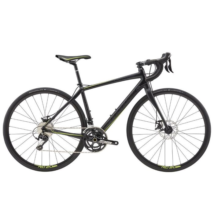 DEMO- 2017 Cannondale Women's Synapse Disc 105 51