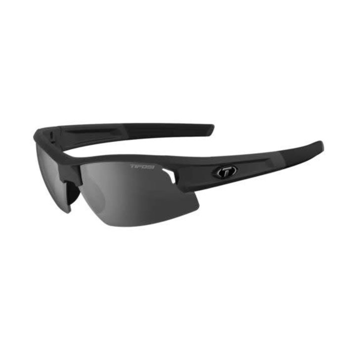 Tifosi Synapse, Matte Black Interchangeable Sunglasses