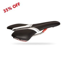 Shimano PRO Falcon TI Carbon Race Bicycle Saddle 142mm Black