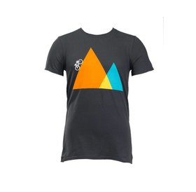 Noble Cycling Noble Cycling Climb Tee Shirt Grey