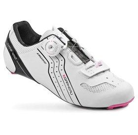 Louis Garneau Louis Garneau Carbon LS-100 Women's Cycling Shoe: White 41.5