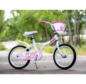 "Ryda Bikes 16"" Princess Kid's Bicycle"