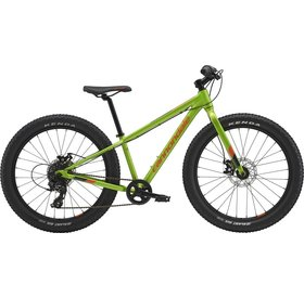 """Cannondale 2019 Cannondale Kids 24"""" Cujo Green OS"""