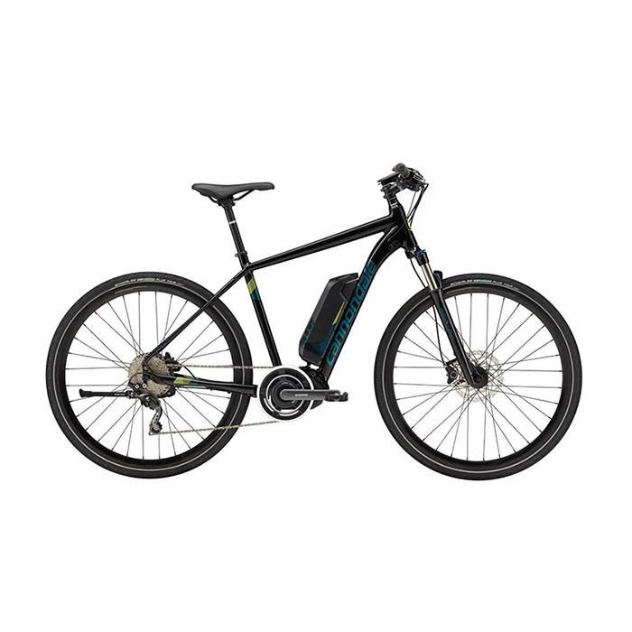 Daily Rental 2018 Cannondale Quick NEO BLK LG