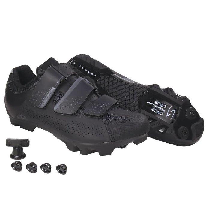 Serfas Singletrack Men's MTB Shoes BLK