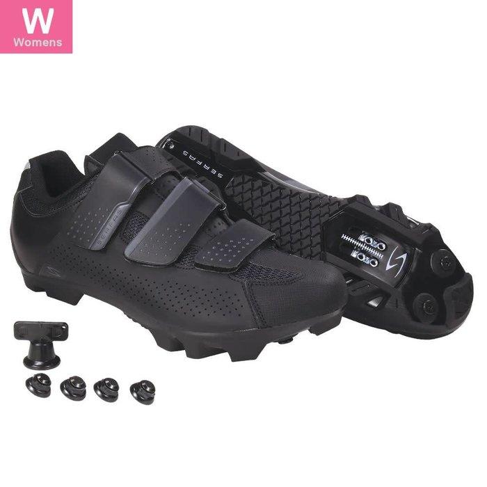 Serfas Singletrack Women's MTB Shoe BLK