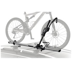 Thule Thule Sidearm ‑ Silver/Black ‑ Roof Mounted Bike Carriers