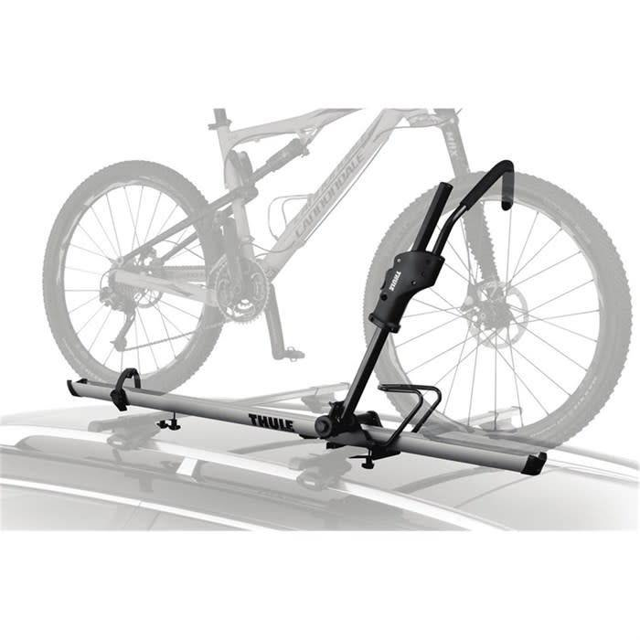 Thule Sidearm ‑ Silver/Black ‑ Roof Mounted Bike Carriers