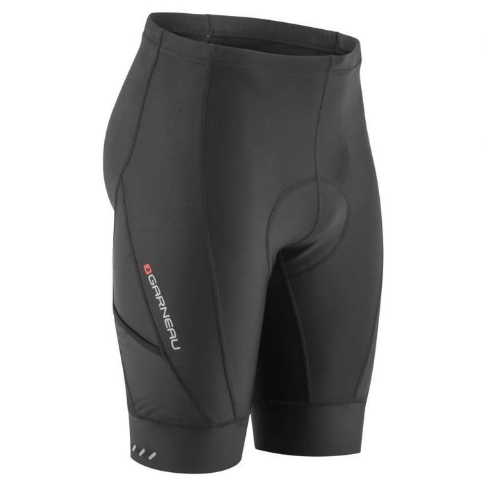 2018 Louis Garneau Men's Optimum Shorts BLK