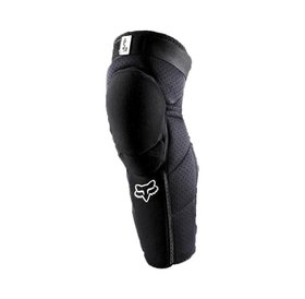 Fox Racing Fox Racing Launch Pro Protective Knee and Shin Guard: Pair Black LG/XL