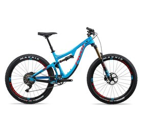 2018 Pivot Switchblade Carbon Blue Medium