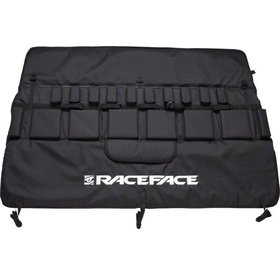 "RaceFace Race Face Tailgate Pad: 57"" Black SM/MD"