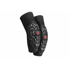 G-Form G-Form Elite Knee Guards: Black LG