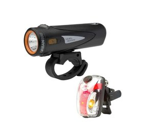 Light & Motion Light and Motion Combo Urban 500 Onyx/Vis Micro II