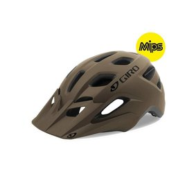 Giro Helmets Giro FIXTURE MAT Walnut UA 18 US