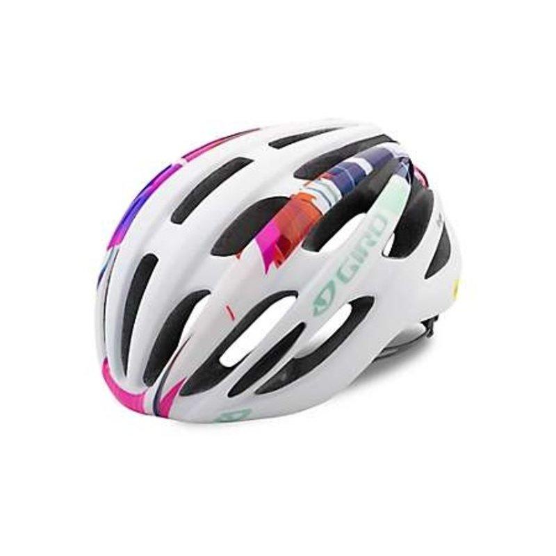 Giro Helmets GR SAGA MIPS MAT WHT FLORAL S 18 US