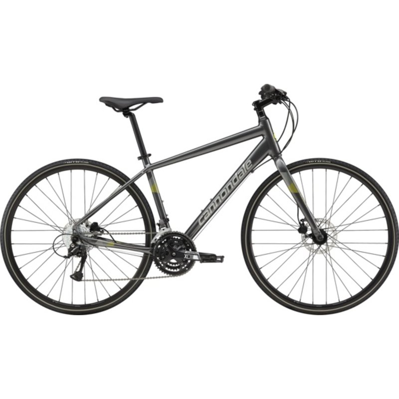 Cannondale Cannondale 700 M Quick Disc 5 GRY LG