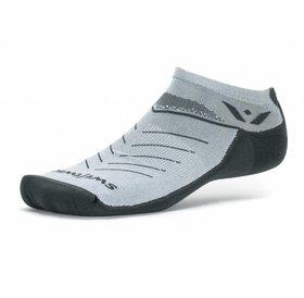 Swiftwick Swiftwick Vibe Zero Sock Pwt/Grey Large