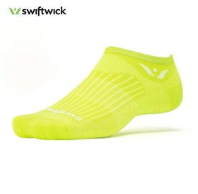 Swiftwick New Swiftwick Aspire Zero Sock: Citron LG