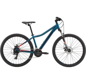 Cannondale Cannondale 27.5 F Foray Mountain Bike Deep Teal