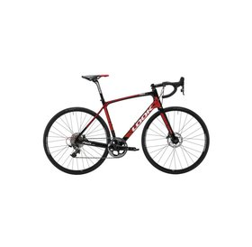 Look, 765 Disc Shimano 105  2018, Black/Red 57