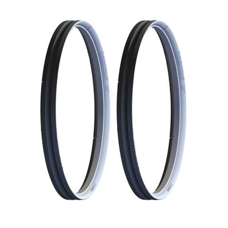 "CushCore Cush Core Tire Inserts Set 29"" Pair, Includes 2 Tubeless Valves"