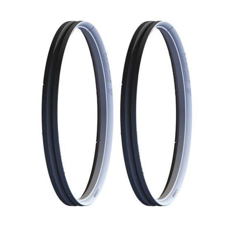 "CushCore Cush Core Tire Inserts Set 29"" Pair, Includes 2 Tubeless Valves"