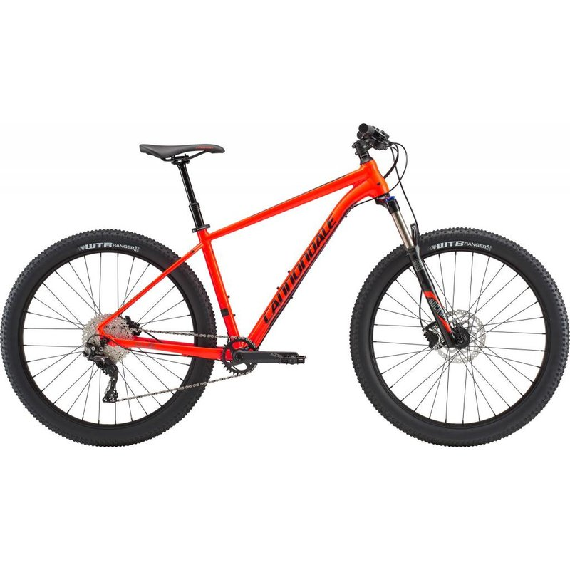 Cannondale 27.5+ M Cujo 1 ARD LG Acid Red Large