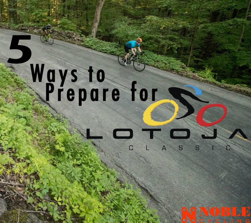 5 Ways to Prepare for Lotoja