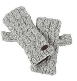 Turtle Fur Nepal Mika Fingerless Mitt