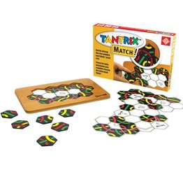 Family Games America, Inc. Tantrix Match