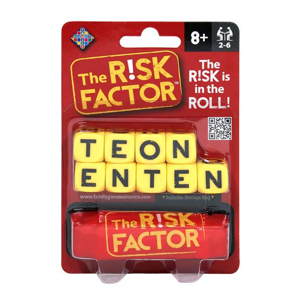 The risk factor dice game morsel munk for American family homes inc