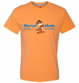 Morsel Munk HFGY Orange T-Shirt