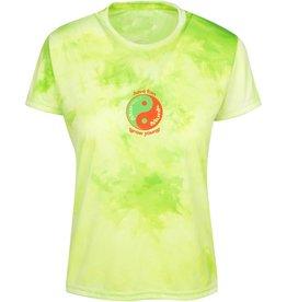 HFGY Balance Women's Activewear T-Shirt Tie Dye