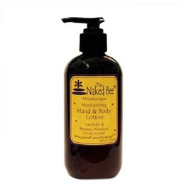 The Naked Bee Lavender Hand Lotion 8oz