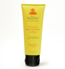 The Naked Bee Orange Blossom Honey Hand Lotion 6.7oz