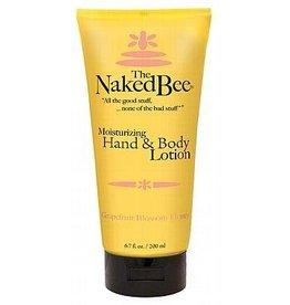 The Naked Bee Grapefruit Blossom Honey Hand Lotion 6.7oz