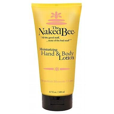 The Naked Bee Grapefruit Blossom Honey Hand Lotion 6.7oz