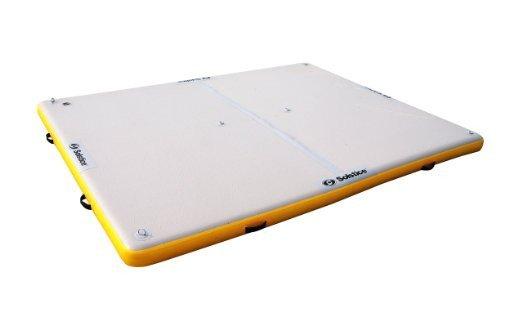 Solstice / Swimline Solstice Inflatable Dock 8' x 5'