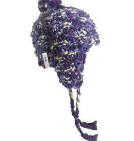 Turtle Fur CWL Knit Earflap Hat